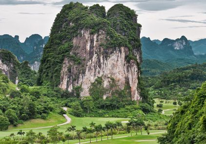 Vietnam phoenix golf course