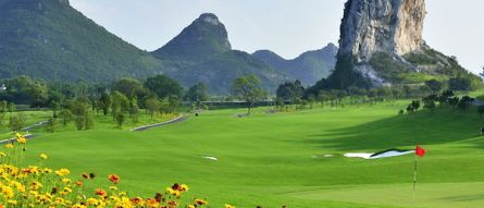 Twin Peak Golf Club - Guilin
