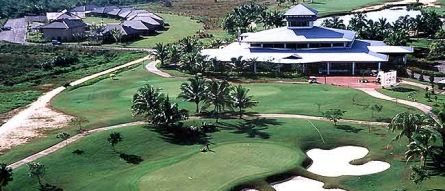Kota Kinabalu - Borneo Golf & Country Club