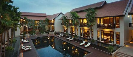 Siem Reap - Anantara Ankor Resort & Spa