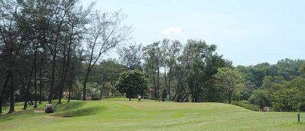 Kota Kinabula - Sabah Sabah Golf- & Country Club