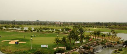 Royal Mingaldon Golf Club - Yangon