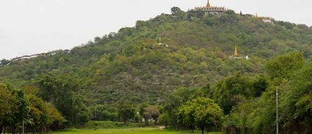 Shwe Mann Taung Golf Resort - Mandalay