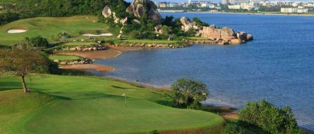 Begonia Bay Peninsula Golf Club - Hainan Sanya