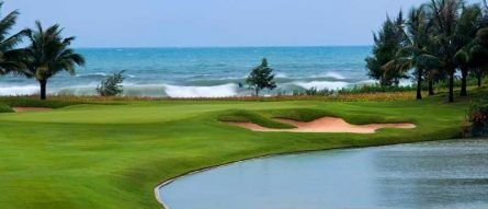 Clear Water Bay Golf Club - Hainan Sanya