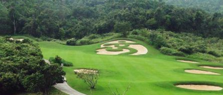 Forest Valley Golf Course - Hainan Sanya