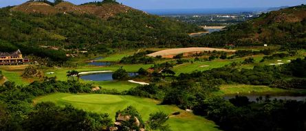 Mystic Springs Golf Course - Hainan Sanya