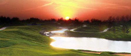 Lake Malaren Golf Course - Shanghai