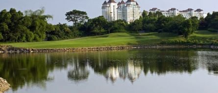 China - Mission Hills Golfpaket