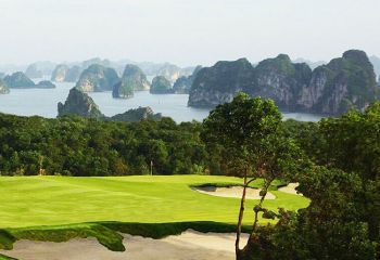 FLC Halong Bay Golf, Foto: © Golfplatz