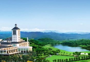 Mission Hills, Clubhaus Dongguan, Foto: © Mission Hills Grou