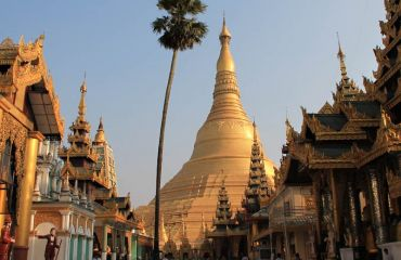 Schwedagon Pagode Yangon, © Foto: TangerTravel LTD.